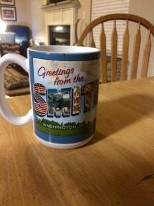 Smithsonian Mug