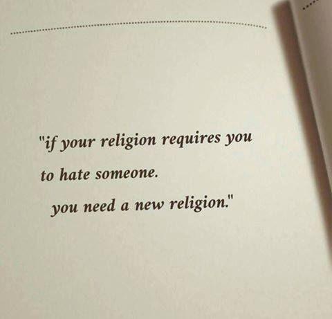 Religion Hate