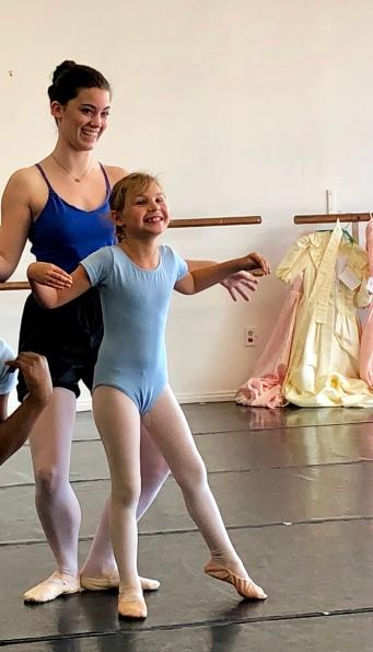 Laughing Through Ballet