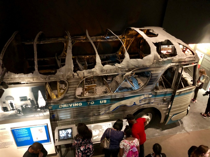 Freedom Riders Bus
